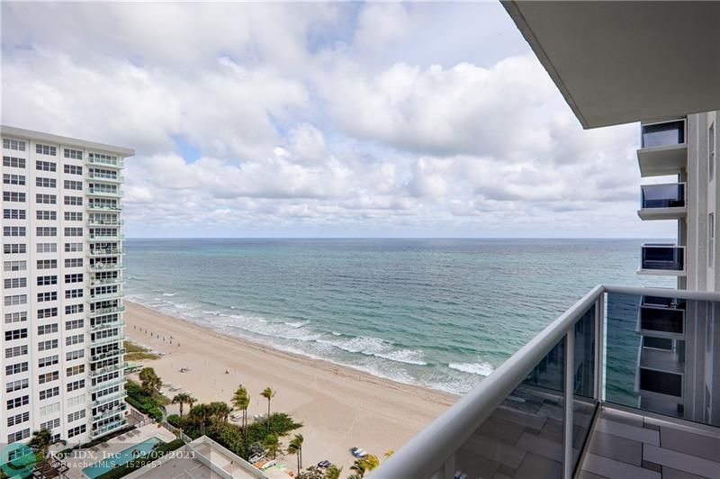 *** PRICE REDUCTION ****  THIS IS AN  AMAZING OPPORTUNITY TO OWN A BEAUTIFUL OCEAN FRONT APT WITH A GREAT DIRECT OCEAN VIEW FROM ALL ROOMS. 1 UNIT IN FROM NE CORNER. TILED FLOORS THROUGHOUT THE APARTMENT. WASHER/DRYER IN KITCHEN. THE 2ND BEDROOM IS OPEN TO USE AS DEN, OR CAN BE CLOSED IF DESIRED. WINDOWS AND TERRACE DOOR ARE IMPACT PROOF. THERE ARE 2 FULLY EQUIPPED GYMS IN THE BUILDING. THIS APARTMENT COMES WITH A DEEDED TANDEM PARKING SPACE FOR 2 CARS. PLAYA DEL SOL HAS A NEW LOBBY, NEW PARTY ROOM & CARD ROOMS. HALLWAYS ARE UPDATED AS WELL. THE BUILDING IS MODERN LOOKING COMPARED TO OTHER BUILDINGS ON THE GALT MILE. 24/7 SECURITY ON SITE. SELF MANAGED. WONDERFUL OPPORTUNITY TO LIVE ON THE BEACH & WALK TO SHOPPING, & RESTAURANTS.