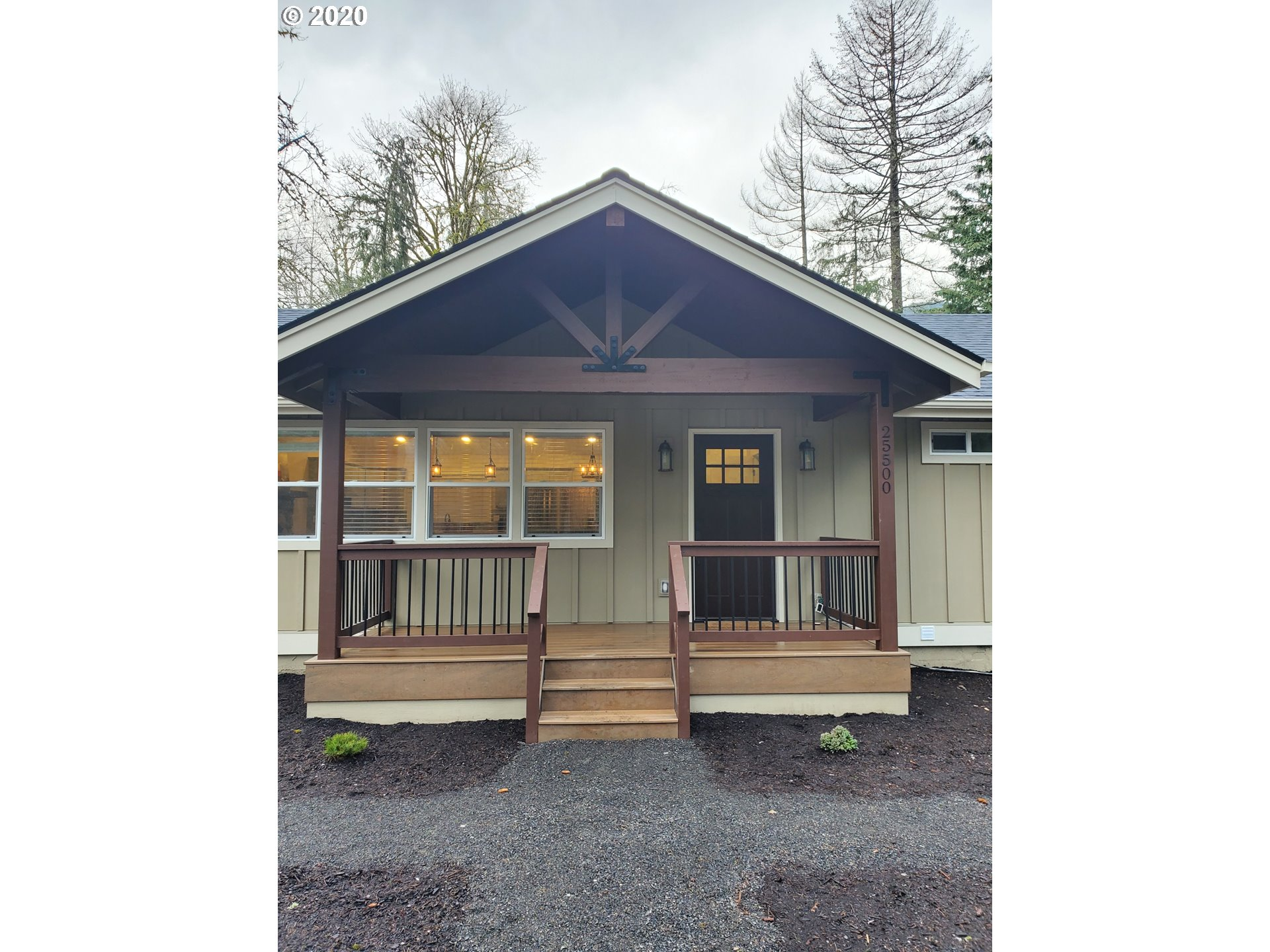 Great location for your mountain retreat! Located conveniently close to shopping, skiing, rivers, hiking, all the mountain activities. This 3 bed 2 bath home has been totally remodeled. Vaulted ceilings with exposed beams, fire place, SS appliances and a totally private backyard.