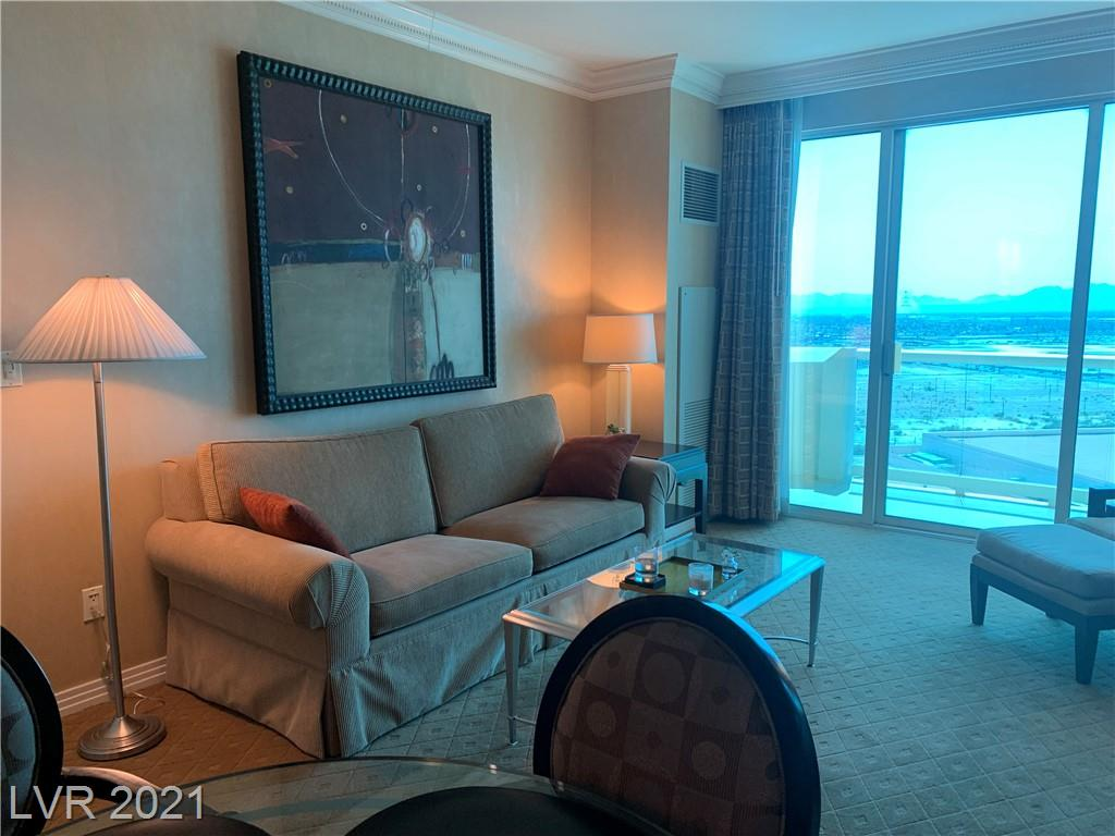 19TH FLOOR DREAM W/VIEWS OF MGM POOLS, TOP GOLF, MCCARRAN AIRPORT*FULLY FURNISHED INCLUDING BRAND NEW SOFA SLEEPER*GREAT RENTAL INVESTMENT, AIR BNB PERMITTED*WASHER/DRYER COMBO IN UNIT*TOWER 1 HAS INDOOR ACCESS TO MGM GRAND HOTEL*FREE VALET UNDERGROUND PARKING*CABANA AT POOL INCLUDED