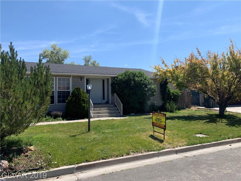 1035 MT VIEW Drive, Ely, NV 89301