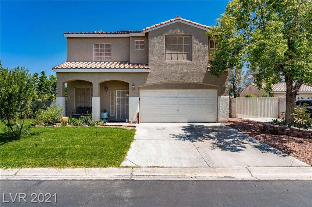 GORGEOUS REMODELED 4 BEDROOMS, 3 BATHS HOME ON A DOUBLE LOT IN A CUL- DE-SAC WITH RV PARKING AND A SWIMMING POOL.  CENTRALLY LOCATED IN THE HEART OF SILVERADO RANCH COMMUNITY- 20 MINS FROM THE FAMOUS LAS VEGAS STRIP. ITS UPGRADED KITCHEN OFFERS GRANITE COUNTERTOPS,  NEW CABINETS, AND A WALK IN PANTRY.  EXTERIOR AND INTERIOR OF HOME RECENTLY PAINTED. VANITIES IN UPSTAIRS BATHROOMS HAVE BEEN REMODELED. PRIVATE BACKYARD GREAT FOR ENTERTAINING.