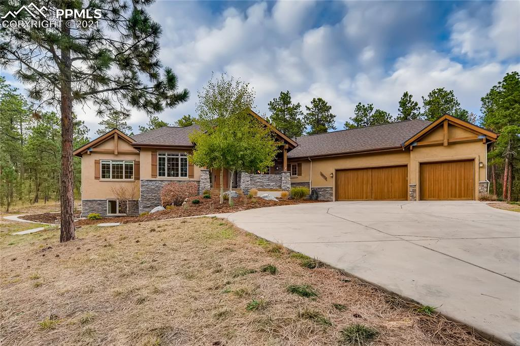 16070 Forest Light Drive, Colorado Springs, CO 80908
