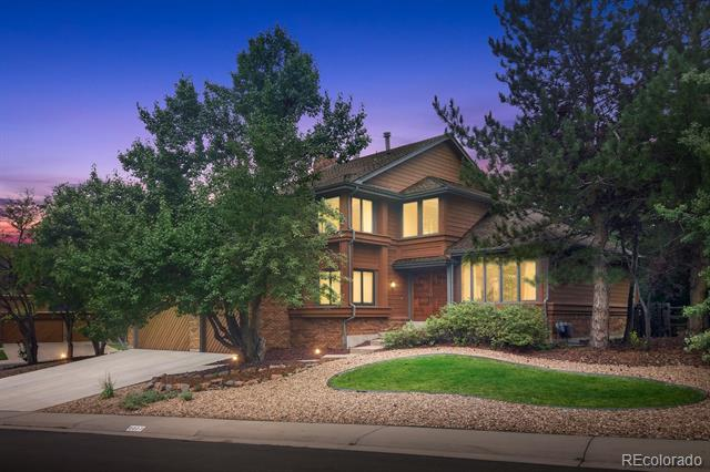 "OPEN HOUSE SUNDAY 3/24/19 1:00-4:00. Fantastic ""Coloradoesque"" Spacious & Bright 5 Bedroom 4 Bath 3 Car Garage Semi-Custom Home in Desirable Trophy Club at Foxridge. Large 1/4 Acre Corner Lot. Great Location One Short Block to Community Pool & Tennis Courts! Double Front Doors Open Up to Main Foyer w/ Elegant Curved Staircase. Brand New Hardwood Floors on Main Level. Slab Granite Countertops in Sunny & Bright Gourmet Kitchen w/ Island & Large Walk in Pantry. Plenty of Room For a Large Family & Entertaining w/ Open Living Room & Dining Room w/ Soaring Vaulted Ceilings, Spacious Family Room w/ Brick Fireplace & Wet Bar. Huge Deck w/ Electric Awning & Shaded Yard w/ Mature Trees. Big Master Bedroom w/ 2nd Fireplace, Sitting Area & Five Piece Master Bath. Large Secondary Bedrooms. Convenient Upstairs Laundry. Finished Basement, w/ Rec Room/Pool Table/Exercise Room, 5th Bedroom, 3/4 Bath & Two Storage Areas! Newer Furnace. Great Neighborhood, Close to Golf, Shopping, Restaurants. COME LOOK!"