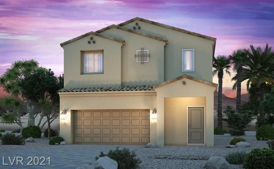 Gorgeous Century Communities MODEL HOME located in the highly desirable Northeast Las Vegas near shopping, dining, and recreational opportunities. This is a COMPLETE model home - pool-sized yard with finished landscape.   MUST SEE!!!