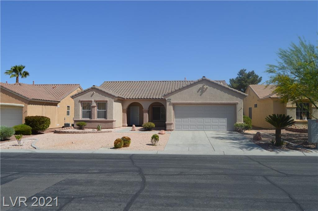 WELCOME HOME! THIS CHARMING AND BRIGHT HOME IN THE HEART OF SUN CITY ANTHEM 55 PLUS COMMUNITY HAS EVERYTHING YOU NEED TO LIVE YOUR BEST LIFE NOW! HOME HAS BEEN MODIFIED TO BE HANDICAP ACCESSIBLE, WITH RAMPS AND GRAB BARS. RECENTLY UPGRADED WITH GORGEOUS CERAMIC FLOORING! BEAUTIFULLY REMODELLED MASTER BATHROOM  WITH ROLL IN SHOWER! EXTRA DEEP GARAGE WITH A UTILITY SINK! ALL APPLIANCES STAY, INCLUDING THE SOFT WATER SYSTEM AND THE REVERSE OSMOSIS!!! HOME IS A SMART HOME, LIGHTS CAN BE CONTROLLED VIA YOUR PHONE, SAME WITH GARAGE DOOR OPENER! ENJOY THE PRIVACY AND TRANQUILITY OF YOUR SUNROOM, ALSO HAS A COVERED PATIO! EXTRA LARGE BACKYARD WITH EASY MAINTENANCE DESERT LANDSCAPING! CEILING FANS THROUGHOUT HOME! MASTER BEDROOM HAS A BEAUTIFUL BAY WINDOW WITH A NICE SIZED WALK-IN CLOSET! LARGE LAUNDRY ROOM  WITH LINEN CLOSET! THIS IS A BEAUTIFUL HOME AND CLEAN.