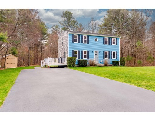 115 Fiddlers Way, Taunton, MA 02718