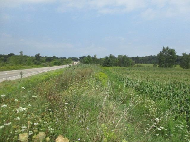 106 acres In prime location!!! Rare opportunity to purchase over 100 acres of land in Hartland Township. Fantastic access to everything. Think of the possiblities! Paved road with over 800 ft of frontage.