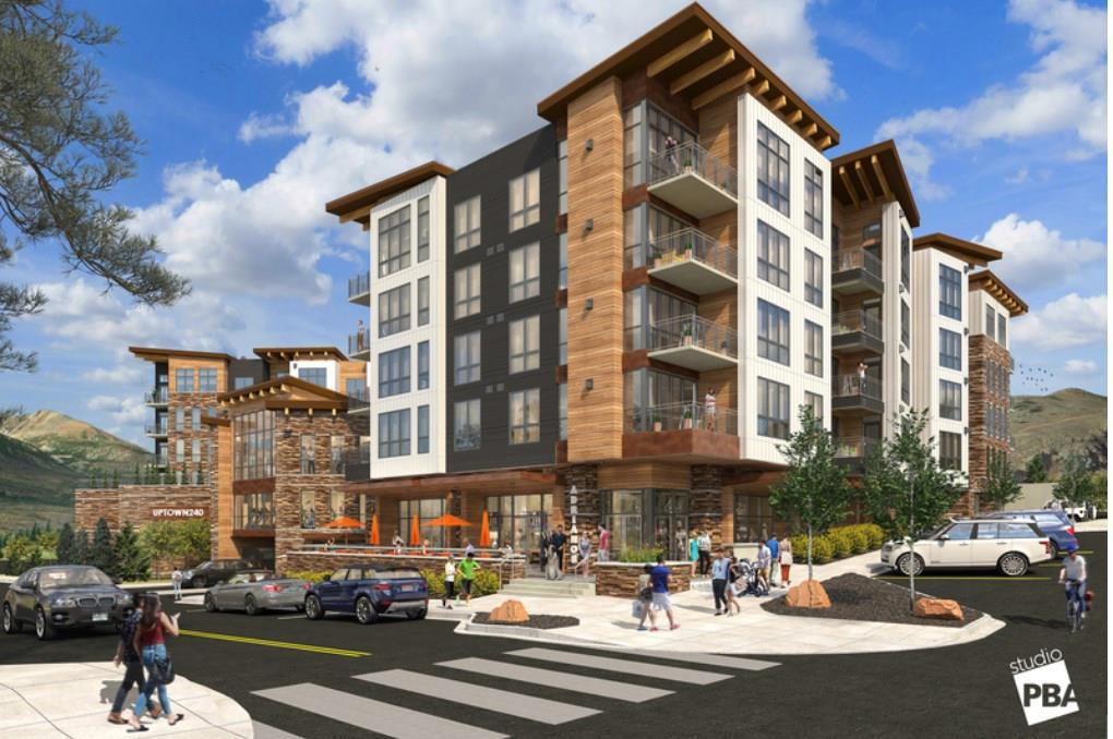Uptown 240 is Dillon's newest luxury condos. Centrally located between 6 world class ski resorts, with a unique offering of handpicked amenities, and high-end finishes, Uptown 240 has it all.