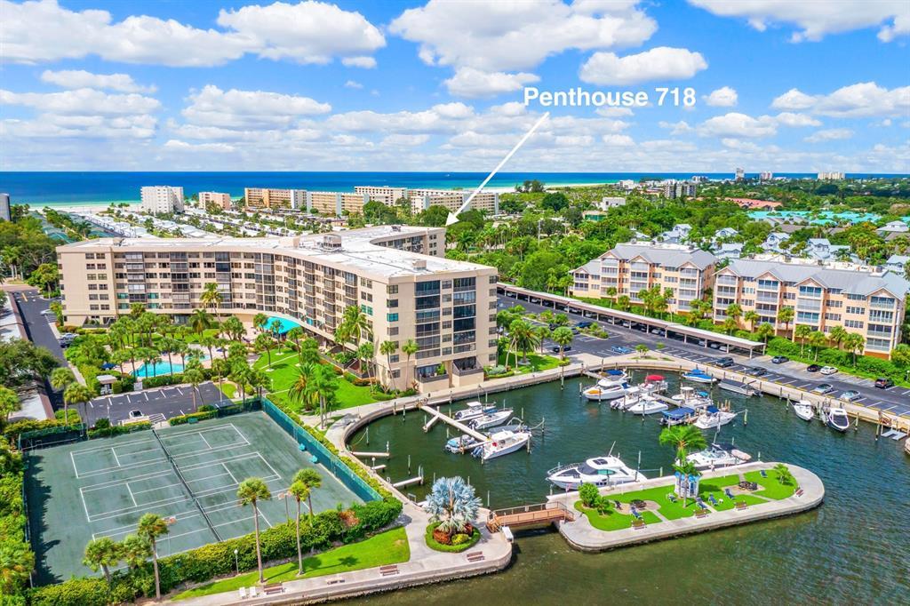 5855 Midnight Pass Road 718, Sarasota, FL 34242