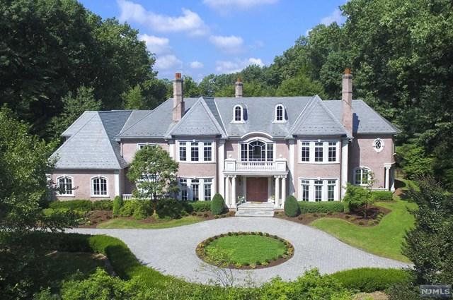 Elegant Young Manor, Saddle River, NJ 07458