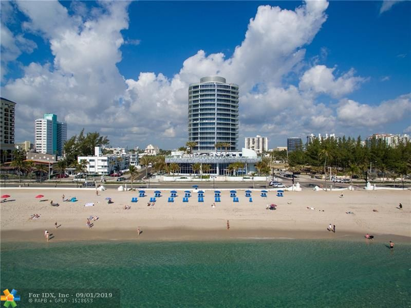 Direct oceanfront SKYHOME in Fort Lauderdale Beach, Florida. Exclusive & sought after building with unparalleled world class amenities. 4 bedrooms / 4.5 baths / 4,365 total square footage. Contemporary design, state of the art kitchen, great opportunity to choose your own finishes. 10' impact glass windows & doors wrap around balconies providing the most incredible & endless direct ocean, SE views of the beach, downtown & complemented with amazing sunrises & sunsets. Private elevator opens up to you foyer, 24-hr concierge & valet, modern fitness center, massage & steam room, poolside bar & restaurant, club & game rooms, incredible infinity pool & attended private beach club. Amazing location close to restaurants, shopping & only a short drive to the International Ft. Lauderdale Airport.