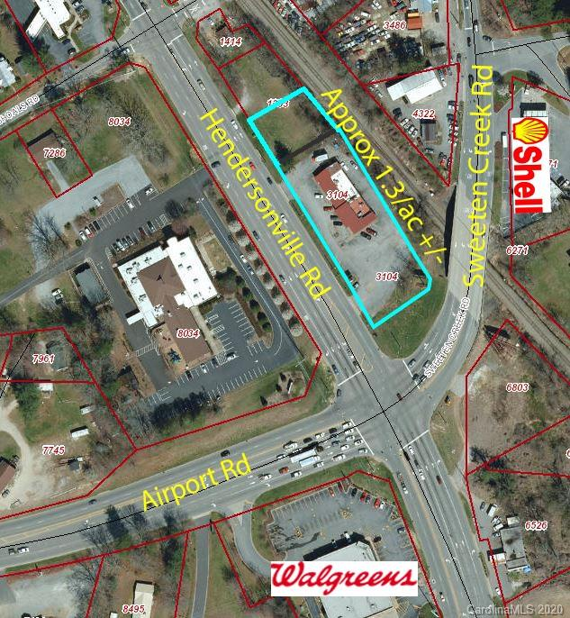 2424 Hendersonville Road, Arden, NC 28704