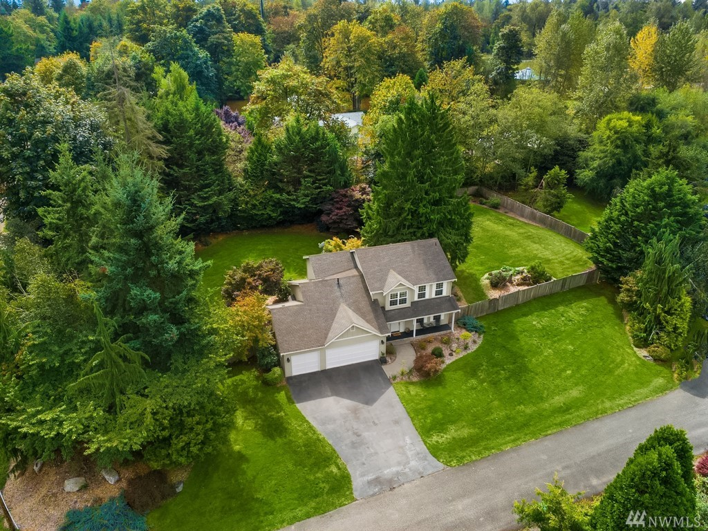 Escape from it all & relax in this private sanctuary! Feel a world away yet be so close to everything! This gorgeous remodeled & light filled home is located on 2/3rd 's of an acre & features a remodeled kitchen w new quartz cntrs, upgrd cabinets & stnl applncs. Open, flowing floorplan perfect for entertaining! New carpet, fresh paint, updated fixtures, remodeled baths & vaulted ceiling in master ste! Enjoy the outdoors in the expansive yard w amazing garden! Fully fenced & a rare 3-car garage!