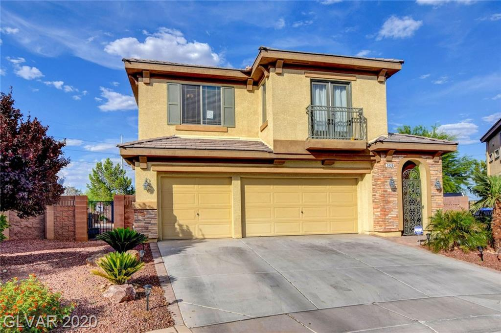 3428 May Time Avenue, North Las Vegas, NV 89081