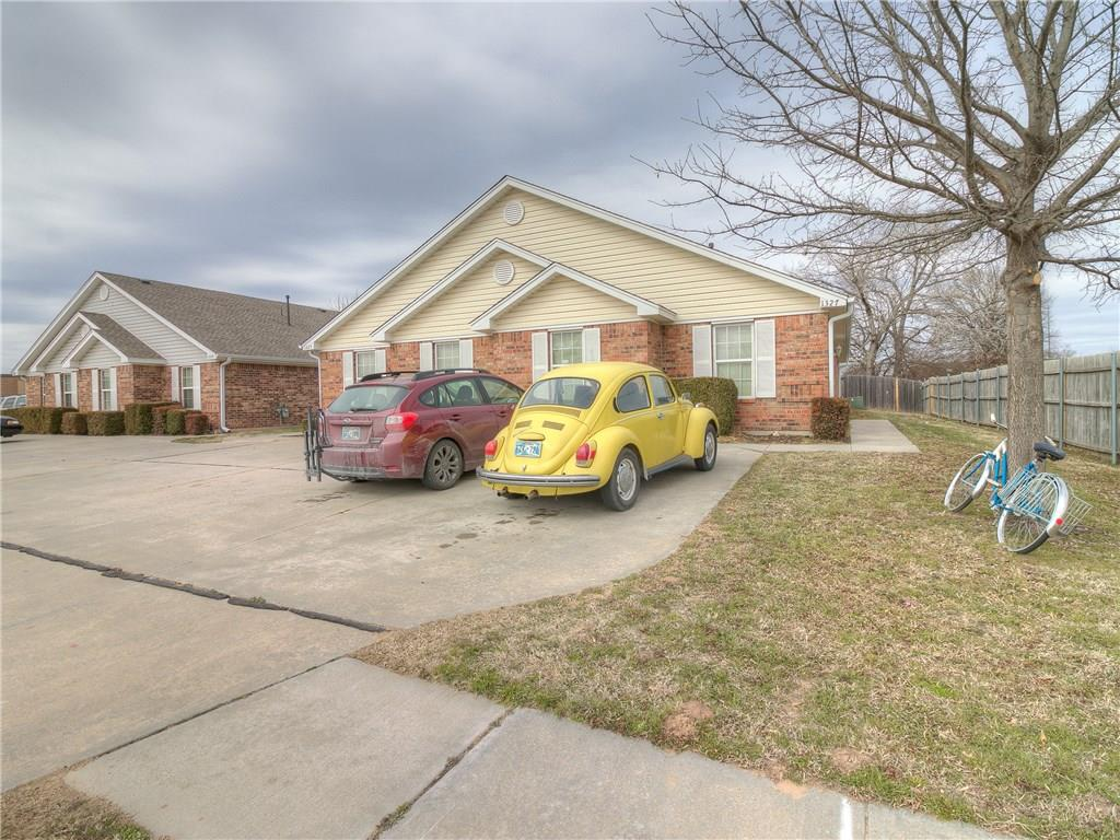 **Spring Special**$1,100/month through May 31st**Great duplex nestled off of 12th and Lindsey. Perfect for cost sharing 4 ways! The University of Oklahoma campus is right down the street and it is minutes away from HWY 9. All appliances are included with this rental. Built in 2004, each side has an amazing and spacious layout. Each unit is 4 bed/2 bath. Tenant pays all utilities. This property is more affordable than on-campus housing and is a great deal.