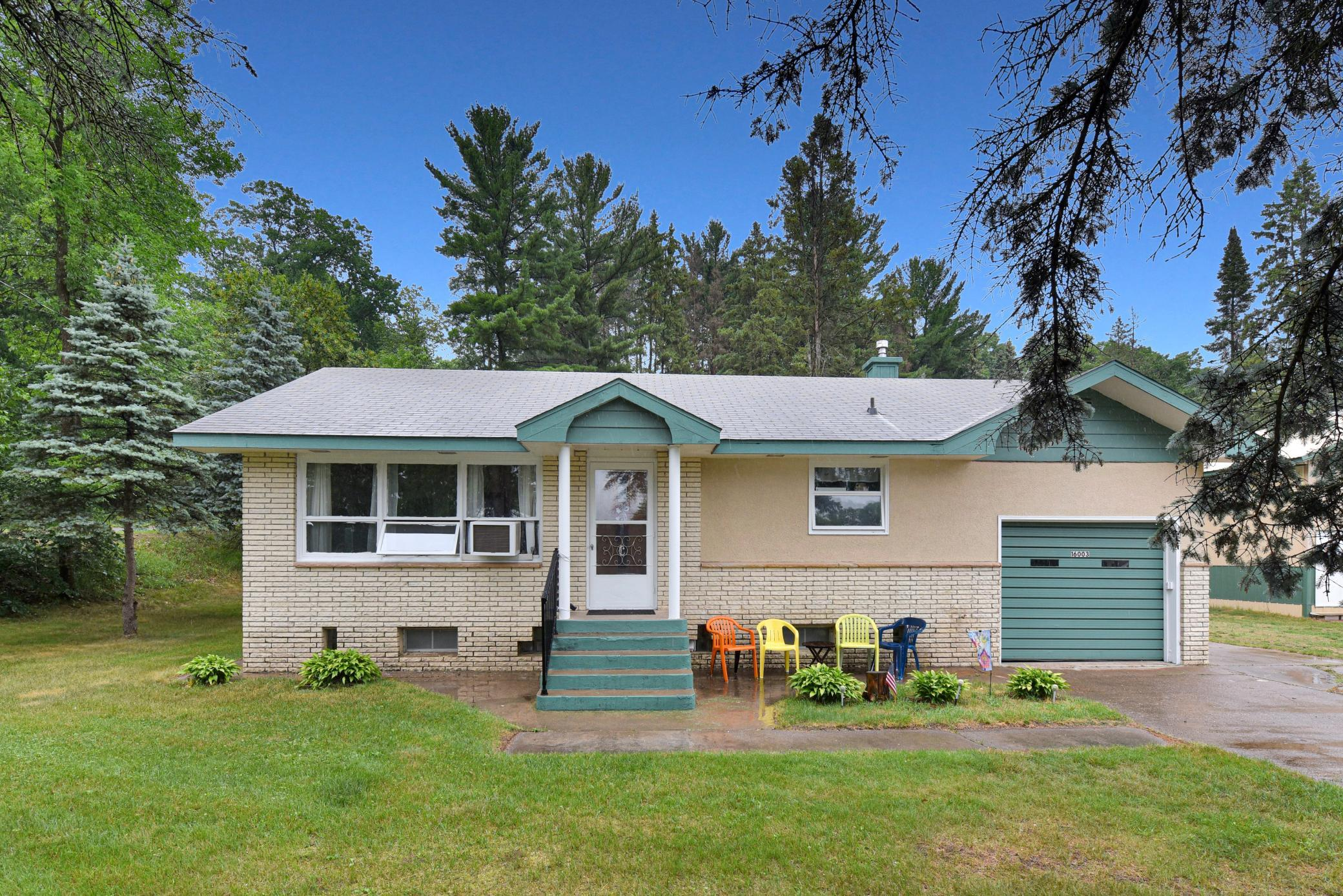 Must see Brainerd home and massive 40x80 pole building with views of Nokay Lake.  This charming ranch style home has been meticulously cared for and features 2 bedrooms, 2 baths, large windows, corner lot, full basement, tons of character and so much more!
