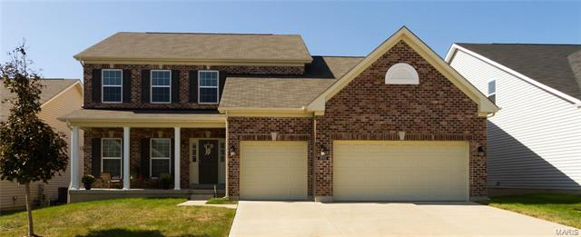 1593 Willowbrooke Manors Court, Creve Coeur, MO 63146