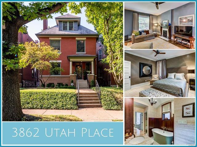 3862 Utah, St Louis, MO 63116