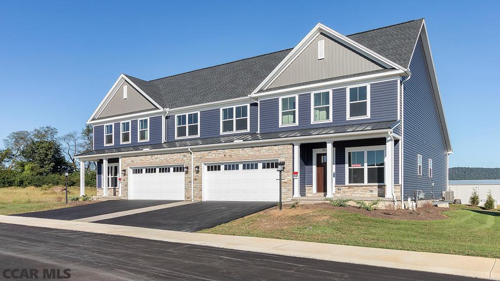 S&A's newest community - seconds from the airport - maintenance free living - HERS Scored energy efficient.