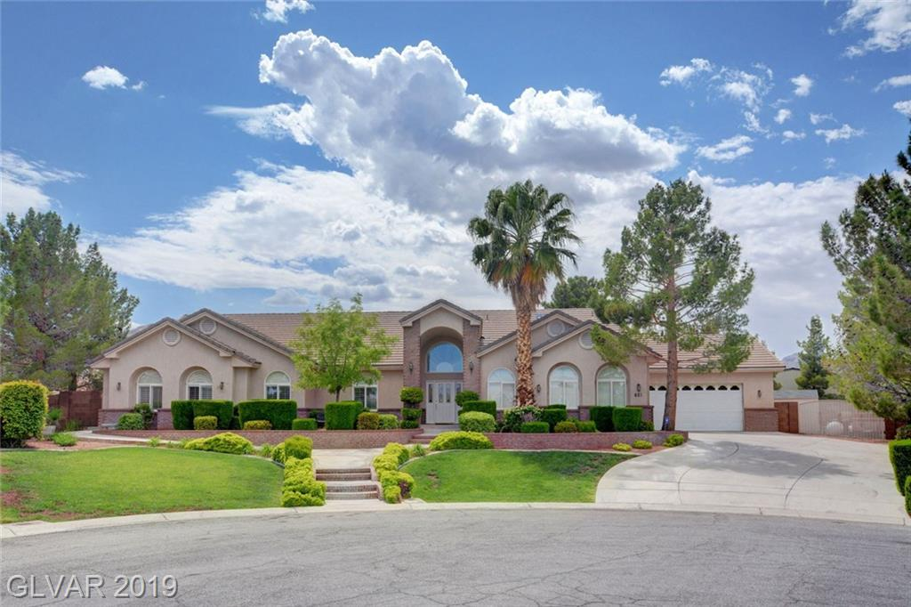 621 LOMPREY Avenue, Henderson, NV 89002
