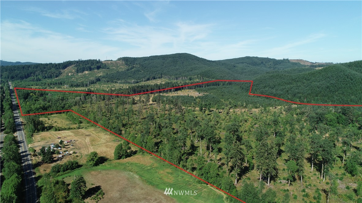 200 Acres in two tax parcel with two paved county roads , two sides adjacent to Timberlands and one creek. This level reproduction forest land fronts on two paved Roads, HWY 6 with its primary access on Katula Rd.  Fronia Creek meanders along the north line, bringing all types of wild life to hang out. This land affords multiple opportunities like hunting, camping, dirt biking, or build your home and watch the trees grow into valuable timber. It is designated Forest Land for very low taxes.