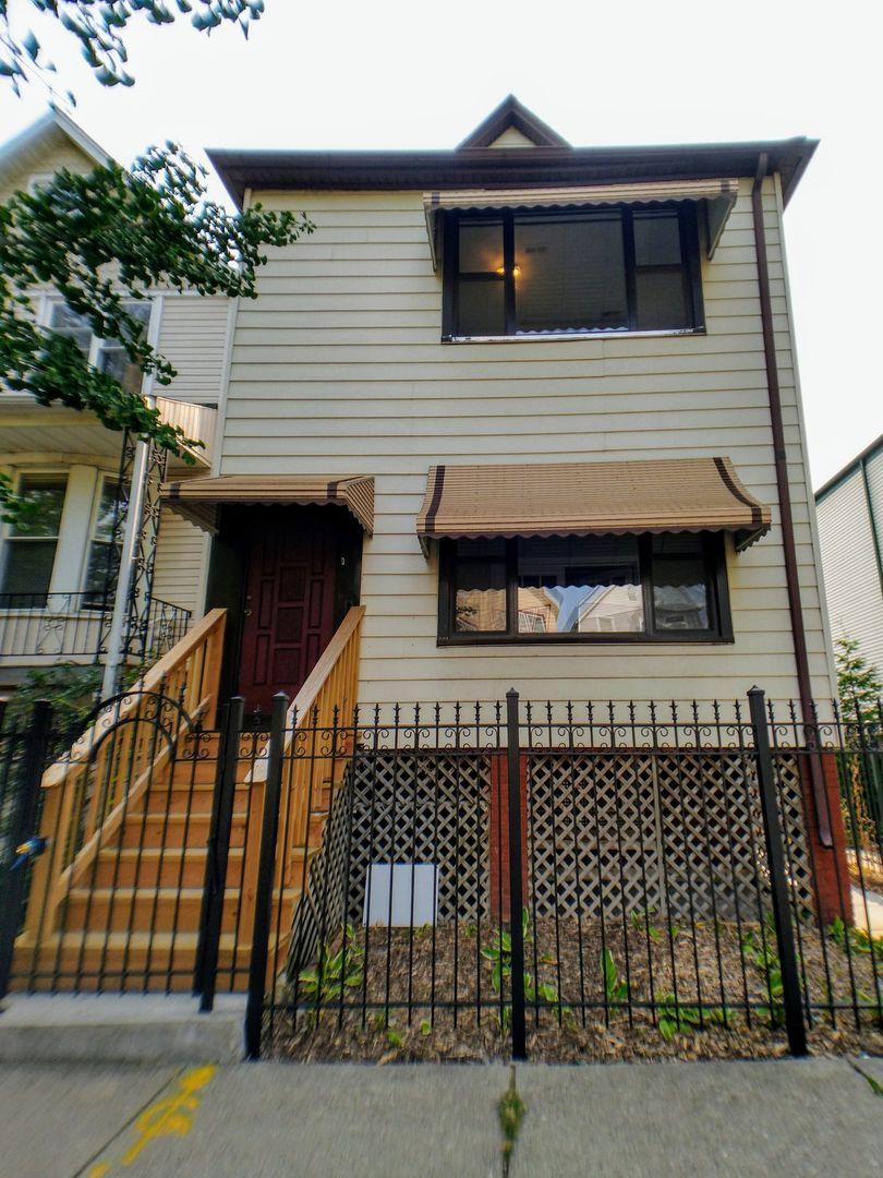 1839 N TALMAN Avenue, Chicago, IL 60647