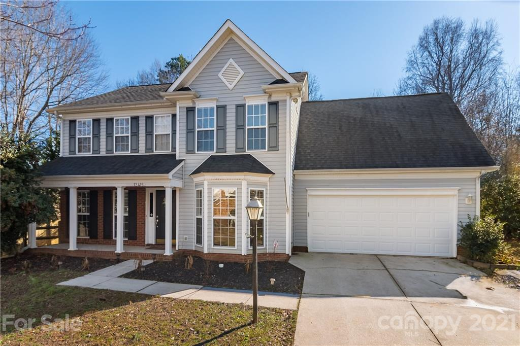 Beautifully Updated Home in the South Charlotte Ballantyne Area! NEW Hardwood Floors, NEW Carpet, NEW Kitchen Cabinets, NEW Backsplash and Countertops, All Bathrooms Remodeled. 
