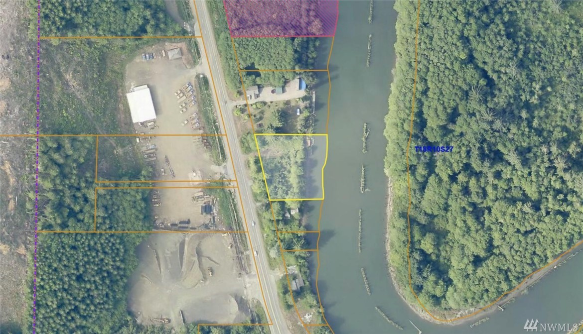 Very nice waterfront lot on the Little Hoquiam River! It has approximately 215 feet of paved road frontage and 211 feet of river frontage. The whole site is about 1 acre large and there is power located in the street. Close to town, beaches and a national park. Zoning is G5 and there are other businesses in the area.