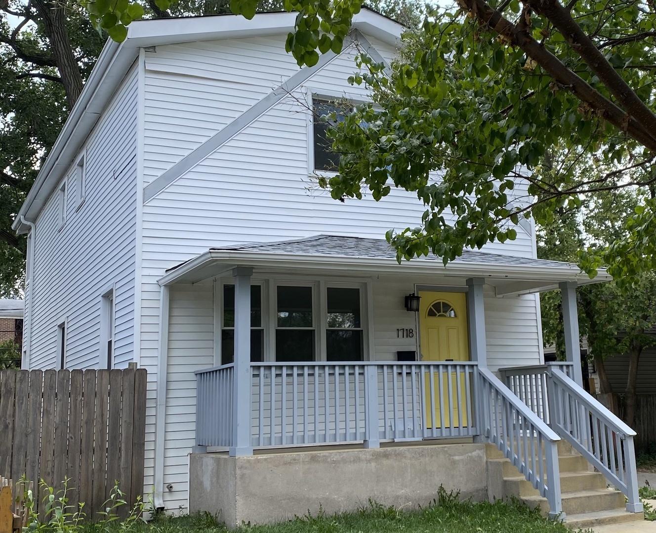 1718 Payne Street, Evanston, IL 60201