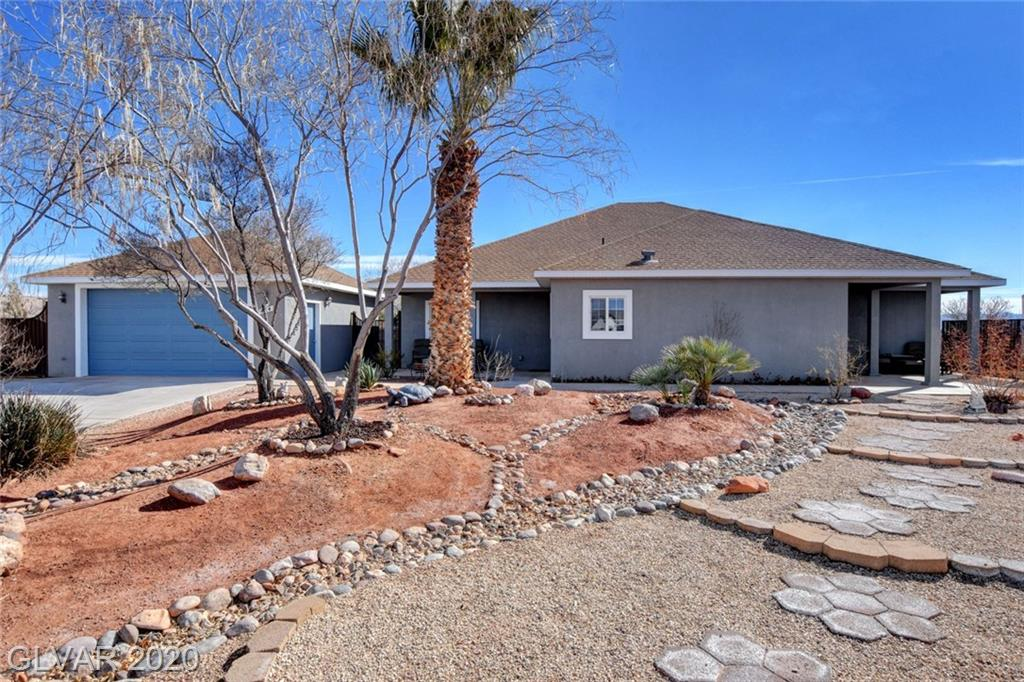 464 TRES COYOTES Avenue, Overton, NV 89040