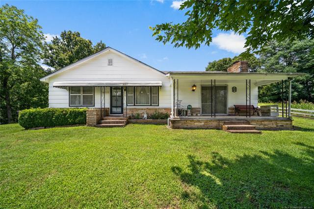 6752 S 448 Road, Rose, OK 74364