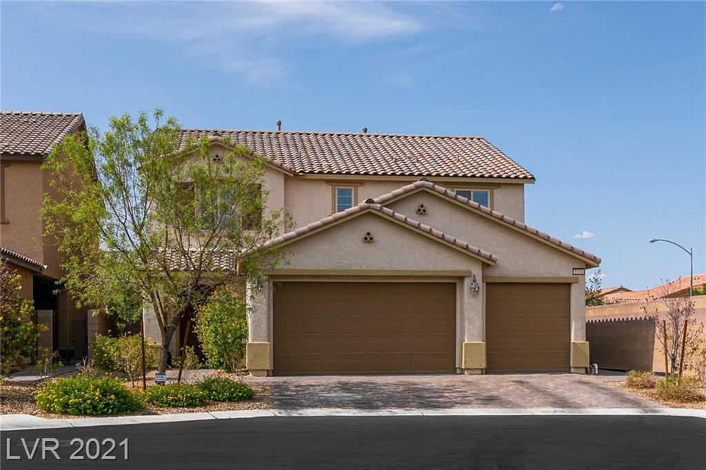 """Through the gated entry, the brick layed driveways of the homes in the neighborhood give a rustic feel and welcome you to this wonderful home built by Lennar that includes a NEXT GEN SUITE. This upgraded home features tile throughout the downstairs level, an open kitchen with double ovens, a beautiful island suited for entertaining, and granite countertops. The 42"""" cabinets expand to every storage area in the house from the kitchen to the laundry area, including the Next Gen Suite which has its own kitchenette, bathroom, living area, and laundry as well as its own front and rear entry and access to the 3 car garage. Upstairs you will find a 20x15 loft area, a spacious primary bedroom that features a large personal balcony, and two more generously sized bedrooms. This home exceeds expectations."""