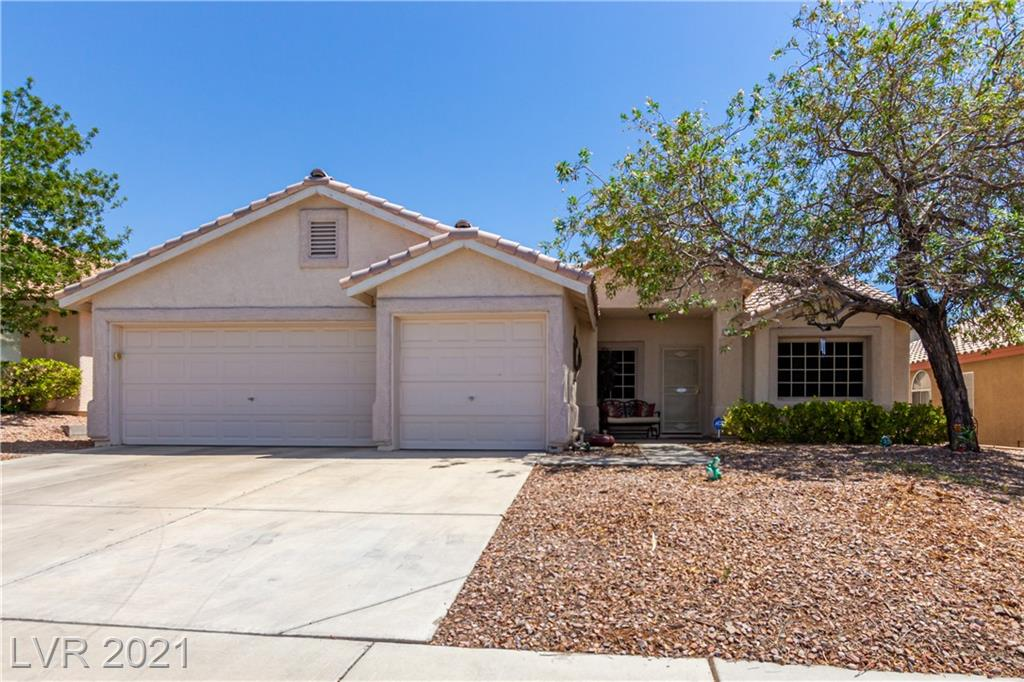 Come see this amazing single story home with 3 car garage and NO HOA's!  The owner has made MANY upgrades within the last 4 months to include: New solar screens throughout, water softner & reverse osmosis, Tankless Water Heater, Cool Decking in backyard, Gas Stove, Back Slider Door, Side Gate with Keyless Entry, and LED Light Fixtures throughout the home.  Shed in backyard has electric 110amp approximately 10x8, Gararge has new keyless entry, Gas Line was recently replaced.   Solar is leased and will need to be assumed from current company.  LA has all the details.  Tile floors throughout with vaulted ceilings.  Move in ready come have a look and make this your home!