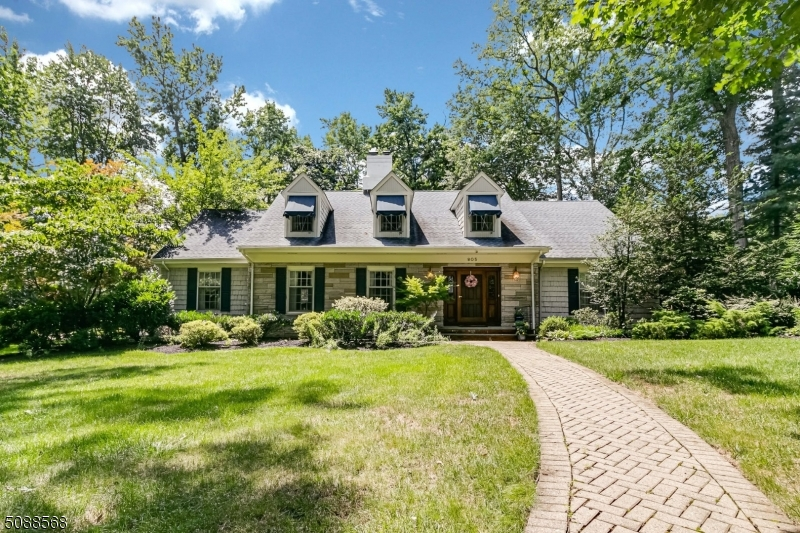 Unique opportunity to own one of Westfield's most majestic homes in the coveted Indian Forest section of town! This nearly 6000 sq ft sprawling 5 bedroom, 5.1 bath colonial sits on almost 3/4 acre of plush landscaping! Featuring an open concept first floor complete with large master suite, formal living room, piano room, formal dining room, chefs dream kitchen, first floor laundry, powder room and expansive family room with wood burning fireplace. Second floor boasts 4 grand bedrooms with ample closet space, 3 full bath rooms, ample storage and impressive home gym. Finished basement with wet bar, billiard room, den, full bath plus private slate patio, 3 car attached garage loads of curb appeal and surrounded by other breathtaking estates! No expense spared in this one of a kind beauty!