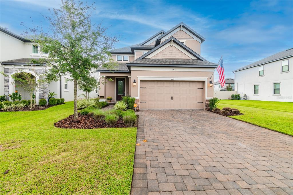 Welcome to 3682 Villamore Lane in Starkey Ranch!