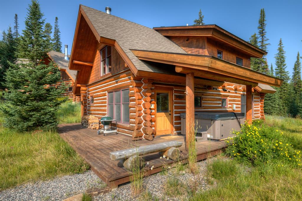 22 Moose Ridge, Cabin 4 4, Big Sky, MT 59716