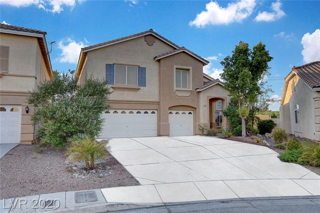 Beautiful highly upgraded 4 bedroom home with den AND loft. Space galore! Great home for entertaining or relaxing. Large lot with beautiful, tranquil heated pool,spa, and waterfall to ease away the day's tensions. Top of the line stainless steel appliances!