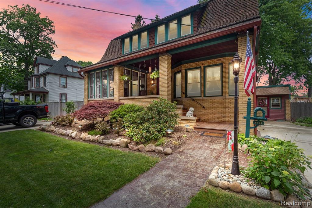 Look no further than this charming home located in Algonac, MI! This home was completely customized and features four bedrooms, two and a half bathrooms, spacious kitchen with granite countertops, formal dining room, customized woodwork including crown moldings, custom wood mantle fireplace surrounded by marble in the cozy living room, beautiful cedar room with relaxing hot tub. Four newer air conditioning units to keep cool. Too many updates to list! This home is one of a kind and will not last! Call us for a private showing today!