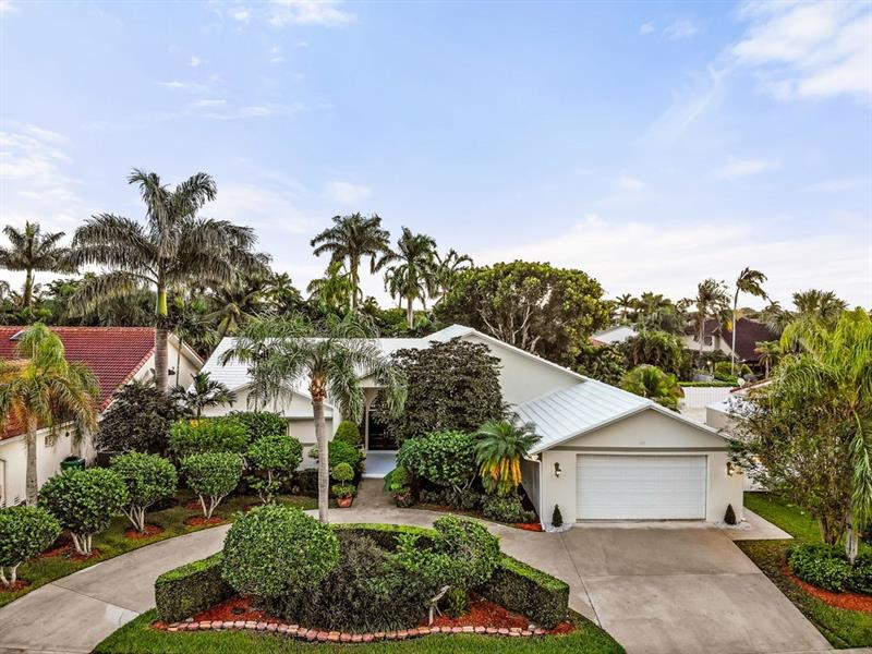 Incredible location! Within 2 miles of the boardwalk on the beach, 2 miles of I-95 and 10 minutes to Fort Lauderdale airport BUT NOT IN THE FLIGHT PATH! A beautiful traditional home that was designed for entertaining by a Florida Congressman. Situated on an oversized lot, an expanded 2 car garage and an entrance that is lushly landscaped. The open split floorplan features 4 generous bedrooms & 3 1/2 baths. A great room with living & dining space, complete with a wet bar, open kitchen with cooking island & seating, all with volume ceilings. A lovely & inviting home that is a private oasis; and is set on one of the most desirable streets in Dania Beach. A must see for anyone who desires a superb location, extraordinary space & exceptional design.
