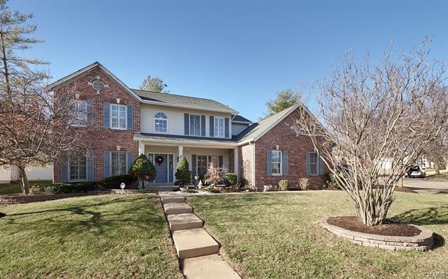 2117 Terrimill Terr, Chesterfield, MO 63017