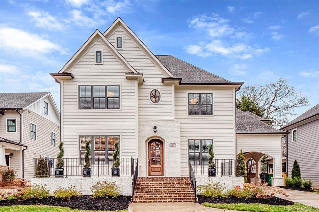 Located in desirable Chantilly, this stunning five-bedroom, four-bath home built in 2017 has it all.   The quality of this home is unmatched starting with the curb appeal.   Tucked on the quiet, tree-lined 'Lorna Loop', steps from the Chantilly Ecological Sanctuary, this tranquil home welcomes you in from the foyer with the office and dining room on either side.   This kitchen is a chef's dream with the large butler's pantry, ample cabinetry, and massive island.   The kitchen also has a breakfast area and flows right into the great room making entertaining easy.   A full bathroom and mudroom with exit to the portico finish the first floor.   Upstairs, there are two well-sized bedrooms and a flexible space which could be used as an additional bedroom along with two full bathrooms and a well-appointed laundry room. Be prepared to be wowed by this master bedroom with the stunning ensuite accented with shiplap and massive closet.   This home has everything on your list!