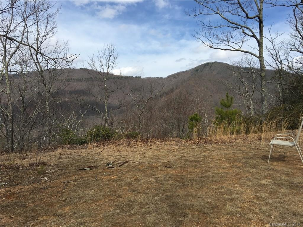 Long, level ridge-top with 360 degree view, wilderness area of large tracts, 30 minutes to Asheville, Lake Lure and Black Mountain, 20 minutes to shopping, school, post office.  Very rare property, total seclusion and privacy, ideal for retreat, 2nd home, year round nature lover. More land available, up to 31 acres $375,000, MLS # 3155768, 999+ Tax Value and Tax Amount TBD