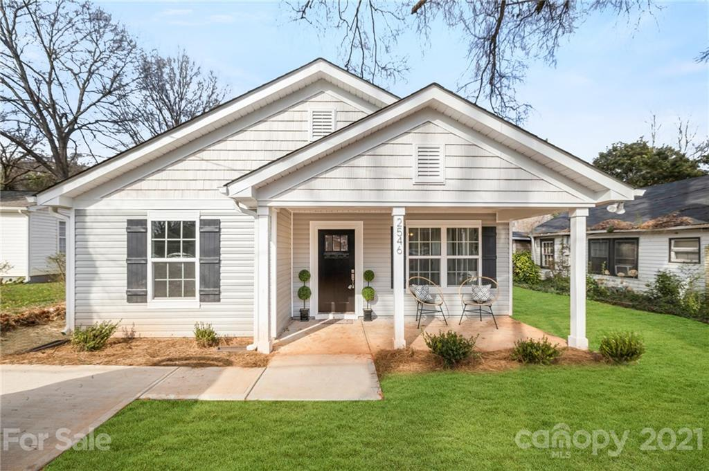 Brand new 3 bedroom home with vinyl plank floors, granite countertops, and stainless appliances with no HOA!