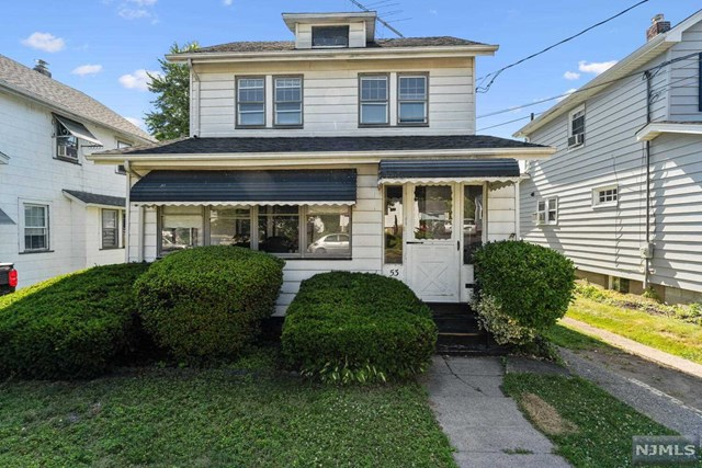 Excellent opportunity to purchase charming, sun-filled home featuring a formal DR, beautiful kitchen, conveniently located laundry on first 1st floor and updated full baths on 1st and 2nd floors. Located in a wonderful neighborhood within highly sought after town of Oradell, with top notch schools & easy access to all - just 1 block from NYC buses, a few blocks from middle and high schools and close to ever developing downtown and NJ Transit Trains. East/west exposure combined with windows throughout. Calling all investors and buyers looking to make this home their own. Sold strictly as-is.