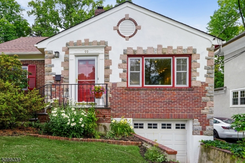 Move right into this charming, lovingly maintained home! This 4 bedroom Arts & Crafts style home boasts H/W Floors, a lge L/R w/wood burning FP which flows into the D/R, a 1st FL primary B/R. 2nd B/R currently used as an office. Renovated 1st FL full bath. Kitchen w/SS appliances. On the 2nd FL are two significant B/Rs and a BA. A private, beautifully landscaped yard w/patio is perfect for outdoor entertaining. Attached 2 car tandem garage. Lge unfinished basement w/lots of opportunities. New roof (2020), new water heater (2021), newer windows. Perfectly located in the sought after Wyoming section, near the town centers of Millburn and Maplewood. Close to top rated Millburn schools, NYC trains, parks, restaurants, shopping & easy access to highways and Newark Liberty Int'l Airport.