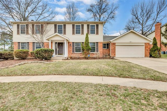 14232 Tullytown Court, Chesterfield, MO 63017