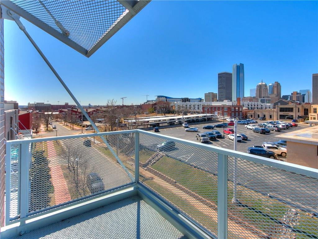 Would you like to live downtown with the ability to walk to everywhere Downtown from your home? If you are completing an advance degree at OU Medical, would you like to walk to school? Would you like to wake up in the morning to a view of the OKC Skyline? Would you like to relax on one of two private balconies while taking in the Oklahoma City?s growing nightlife? How about enjoying a building rooftop cookout? If you?re ready for the exclusive property that will make your life less complicated and more relaxing come see 444 N. Central Ave., Unit 305, Oklahoma City, OK 73104 * 2 Private Covered Parking spaces* 1,890 sqft of Living space in the heart of OKC. New refrigerator and range have been installed.
