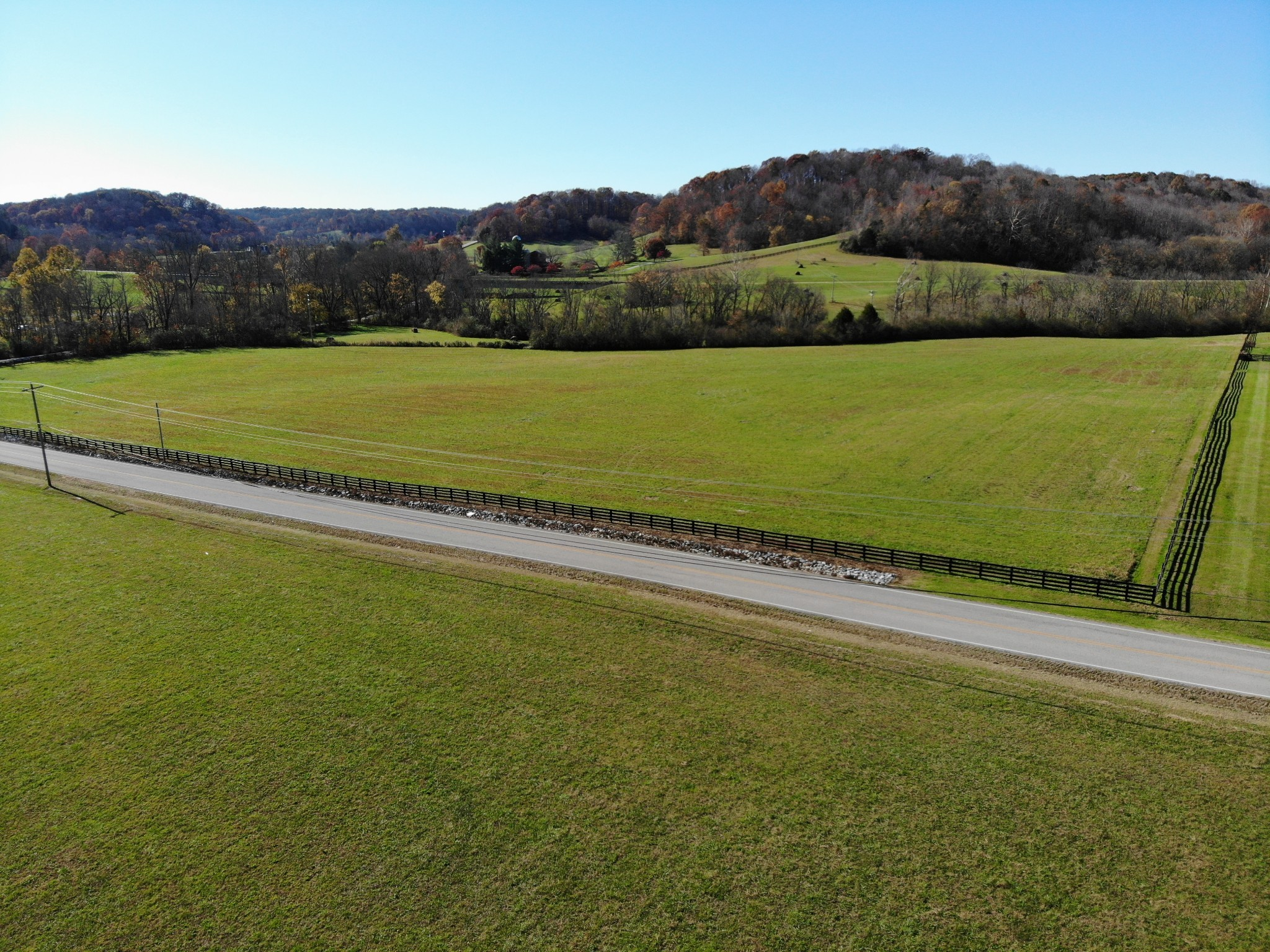 Gorgeous Level Lot Ready for your Dream Home. Great Location just 1 mile from Leipers Fork Village and convenient to Downtown Franklin, Property is preliminary perked for a 5 Bedroom Home and 2 bedroom ancillary structure. This beautiful land adjoins (or borders) the Natchez Trace Parkway.
