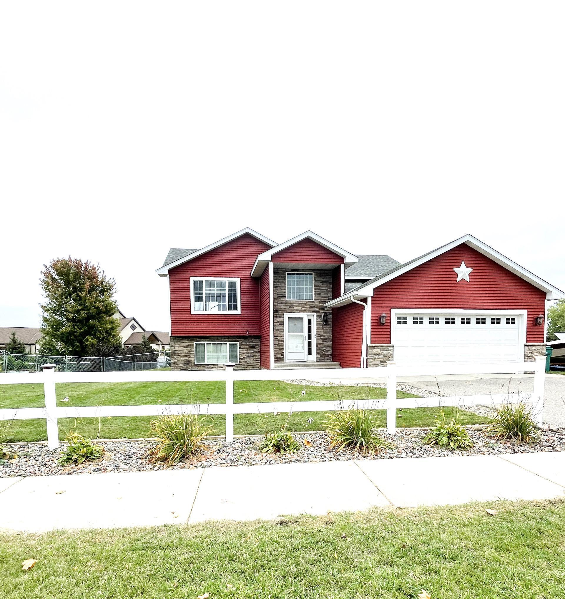 **Welcome home to this beautiful split level home!  Great property in a quiet neighborhood with fully fenced in yard.  Kitchen boasts stainless steel appliances and open concept with large island that is perfect for entertaining.  New furnace in 2018 and new AC in 2020!  You won't want to miss this one!