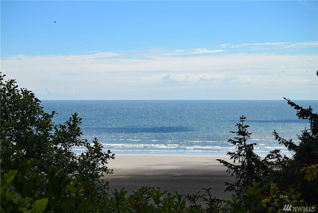 Beautiful rainforest bluff lots with great ocean view potential. Already has driveway installed with power and water on lot and ready to use. A total of four individual lots for one awesome price in a secluded and remote part on the Olympic Peninsula Coast. This property is located just a little North of Moclips, Washington, and is ready for you to start camping and enjoying today. This location is perfect for relaxing. Build a fire in the fire-pit and breath in the fresh ocean air.